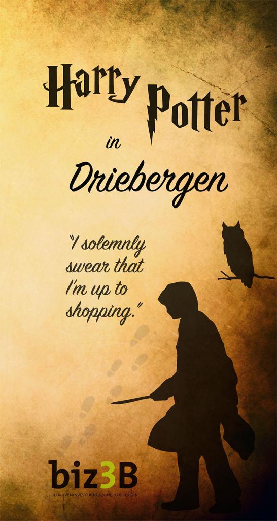 Harry Potter in Driebergen