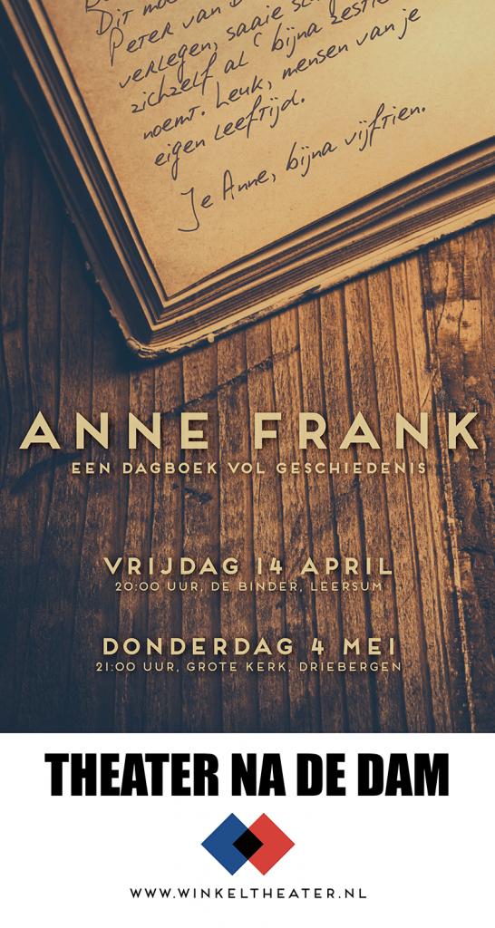Anne Frank: een dagboek vol geschiedenis